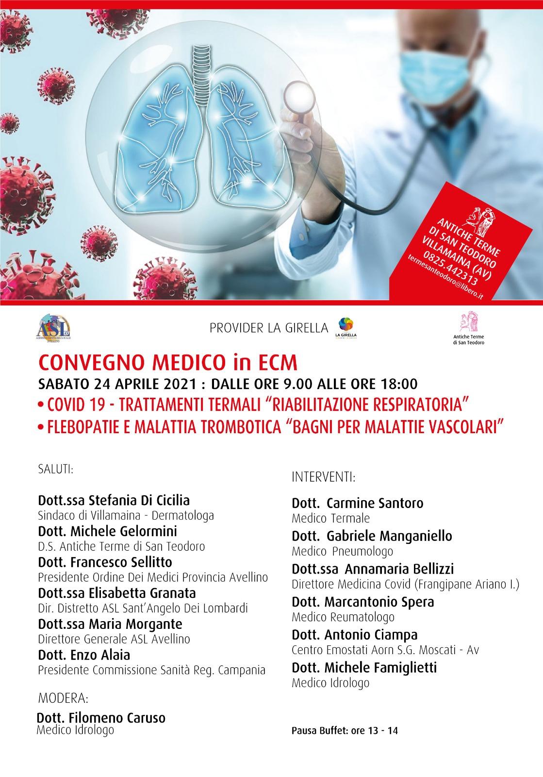 Convegno Medico in ECM